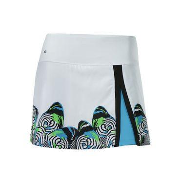 Bolle Bella Printed Skirt - White