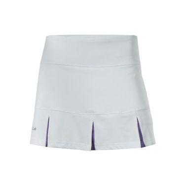 Bolle Gianna Pleated Skirt - White