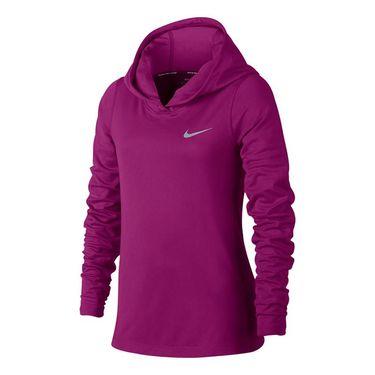 Nike Girls Running Top - Magenta