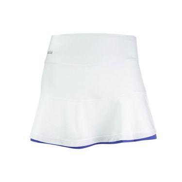 Bolle Adrienne Flounce Skirt - White