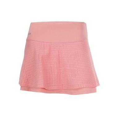 Bolle Sofia Mesh Flowy Skirt - Pink