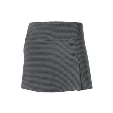 Bolle Margaux Button Skirt - Graphite
