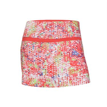 Bolle Confetti Back Pleated Skirt - Multi Color