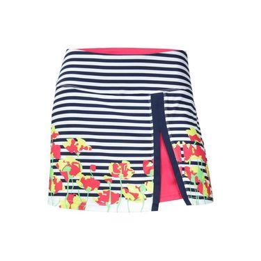 Bolle Tulip Fields 14 Inch Skirt - White