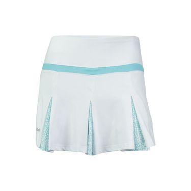 Bolle Aquarius Big Pleat Skirt - White