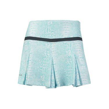 Bolle Aquarius Big Pleat Skirt - Aqua