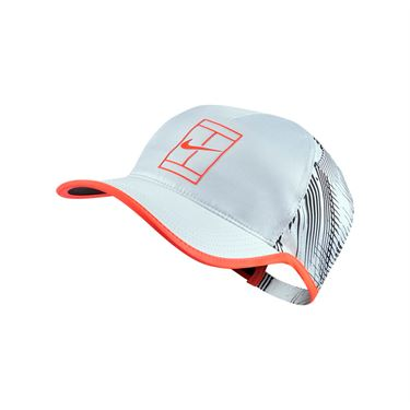 Nike Court Aerobill OZ Hat - White