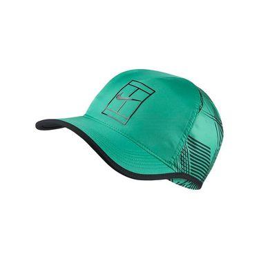 Nike Court Aerobill OZ Hat - Stadium Green