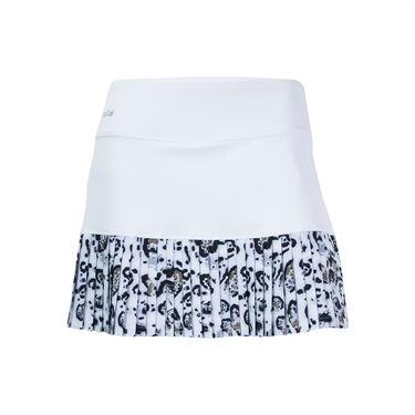 Bolle Ravello Pleated Skirt - White