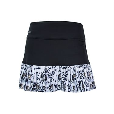 Bolle Ravello Pleated Skirt - Black