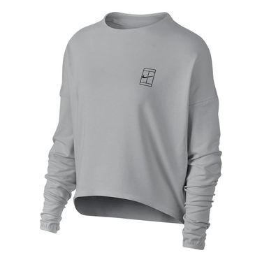 Nike Court Dry Top - Vast Grey