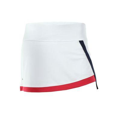 Bolle Carmella Asymmetrical Skirt - White