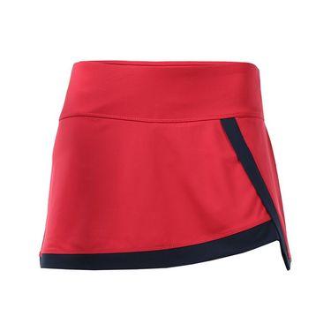 Bolle Carmella Asymmetrical Skirt - Berry