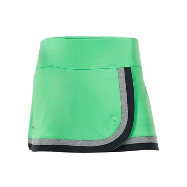 Bolle Priscilla Overlay Skirt - Lime