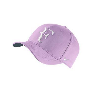 Nike Court AeroBill RF Tennis Hat - Violet Mist