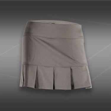 Bolle Manhattan Pleated Skirt-Taupe