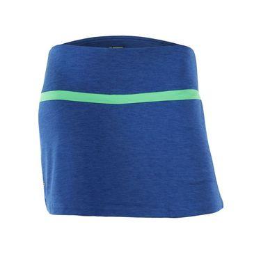 Bolle Francesca Back Pleated Skirt - Royal Heather Blue