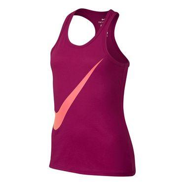 Nike Girls Swoosh Dry Training Tank - Sport Fuchsia
