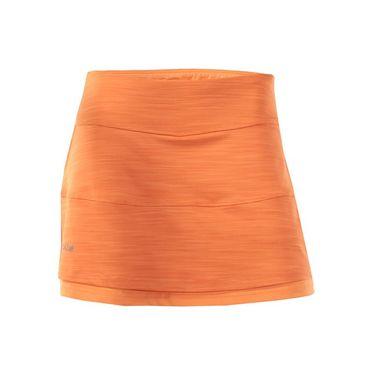 Bolle Gabriella Back Pleated Skirt - Orange