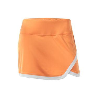 Bolle Gabriella Slit Skirt - Orange
