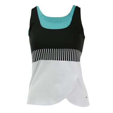 Bolle Genevieve Strappy Tank - White