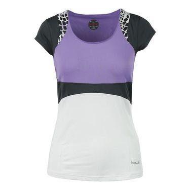 Bolle Gianna Cap Sleeve Top - White