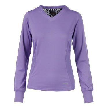 Bolle Gianna Long Sleeve Top - Lilac