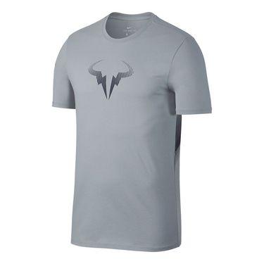 Nike Rafa Tee - Wolf Grey