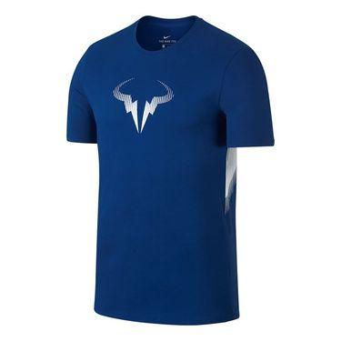Nike Rafa Tee - Blue Jay