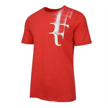 Nike RF Tee - Action Red