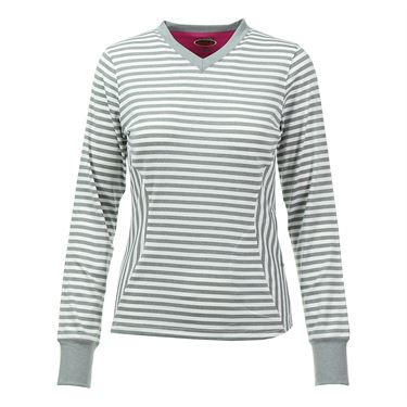 Bolle In the Pink Long Sleeve Top - White