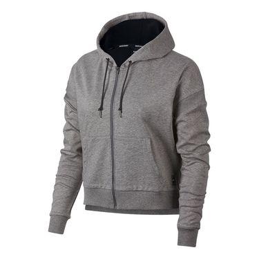 Nike Court Hoodie - Dark Grey