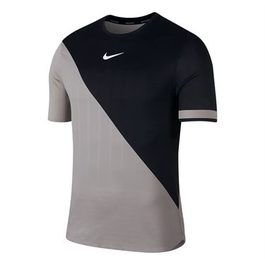 Nike Zonal Cooling Challenger Crew - Atmosphere Grey/Black/White