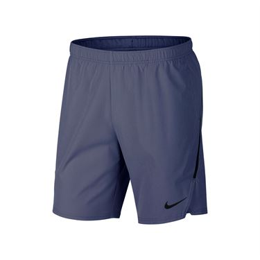 Nike Court Flex Ace 9 Inch Short - Blue Recall/Black