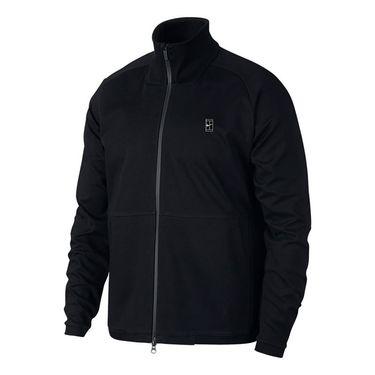 Nike Court Jacket - Black/Grey Heather