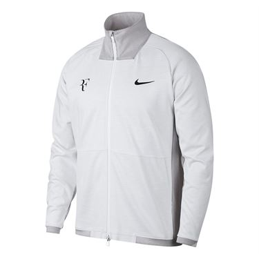 Nike RF Jacket - White/Grey Heather/Black