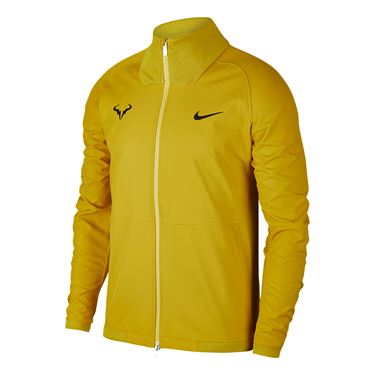 Nike Rafa Jacket - Bright Citron/Black