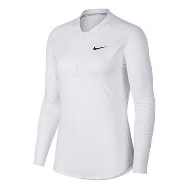 Nike Court Pure Tennis Top - White