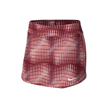 Nike Court Pure Skirt - Team Red