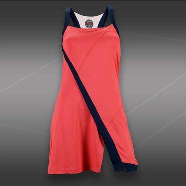 Bolle Cosmopolitan  Strappy Dress-Coral