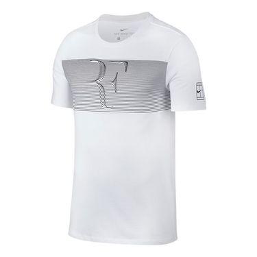 Nike RF Tee - White/Black