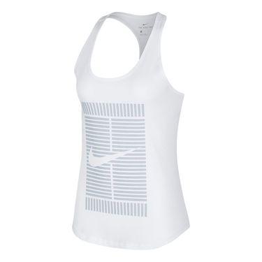 Nike Court Tank - White