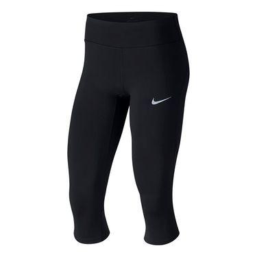 Nike Power Epic Lux Running Capri - Black