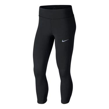 Nike Power Epic Lux Running Crop - Black