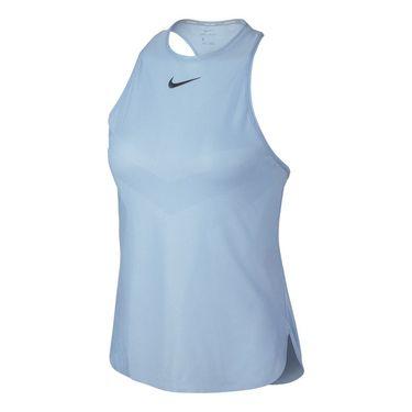 Nike Court Dry Slam Tank - Hydrogen Blue