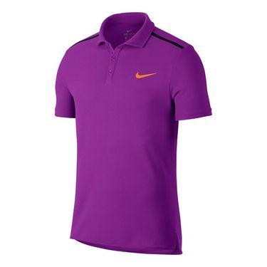 Nike Court Dry Advantage Polo - Vivid Purple