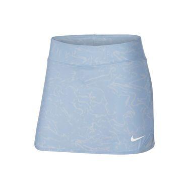 Nike Court Printed Pure Skirt - Blue Tint