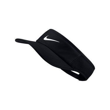 Nike Aerobill Feather Light ADJ Visor - Black