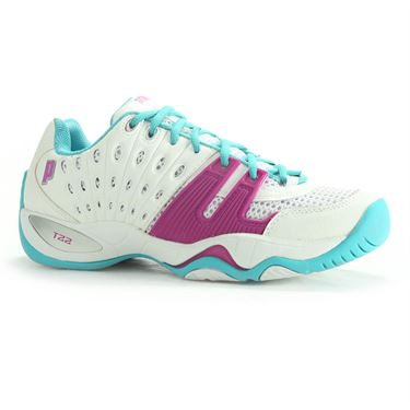 Prince T22 Womens Tennis Shoe
