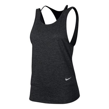 Nike Dry Training Racerback Tank - Black